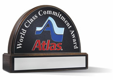 World Class Committment Award Atlas